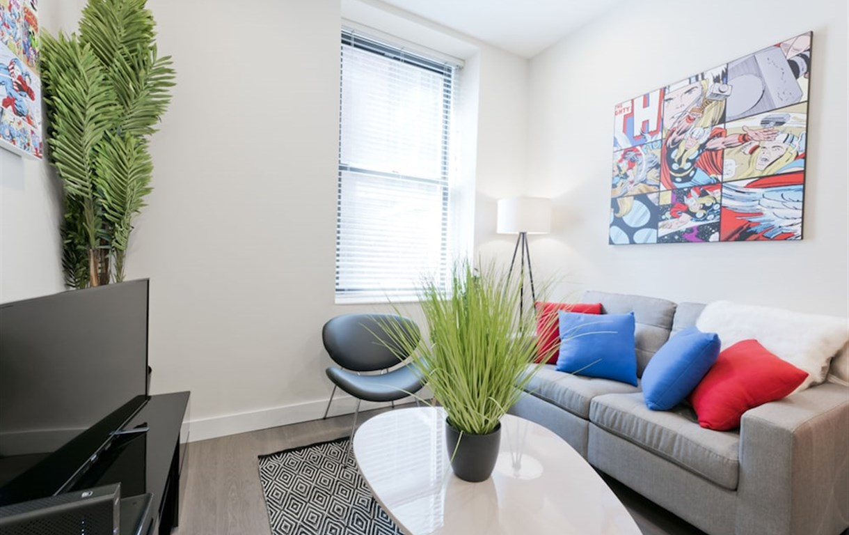 Chic 1BR In Downtown Crossing By Sonder