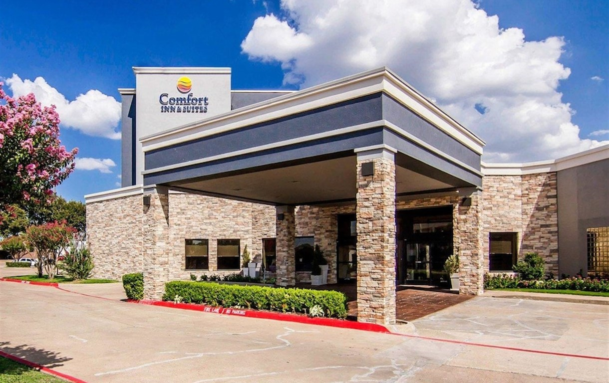 Hotel Comfort Inn Suites Plano East Dallas And Surrounding Area