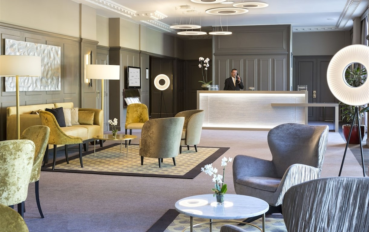 Hotel Hotel Barriere Le Grand Hotel Enghien Les Bains Paris France