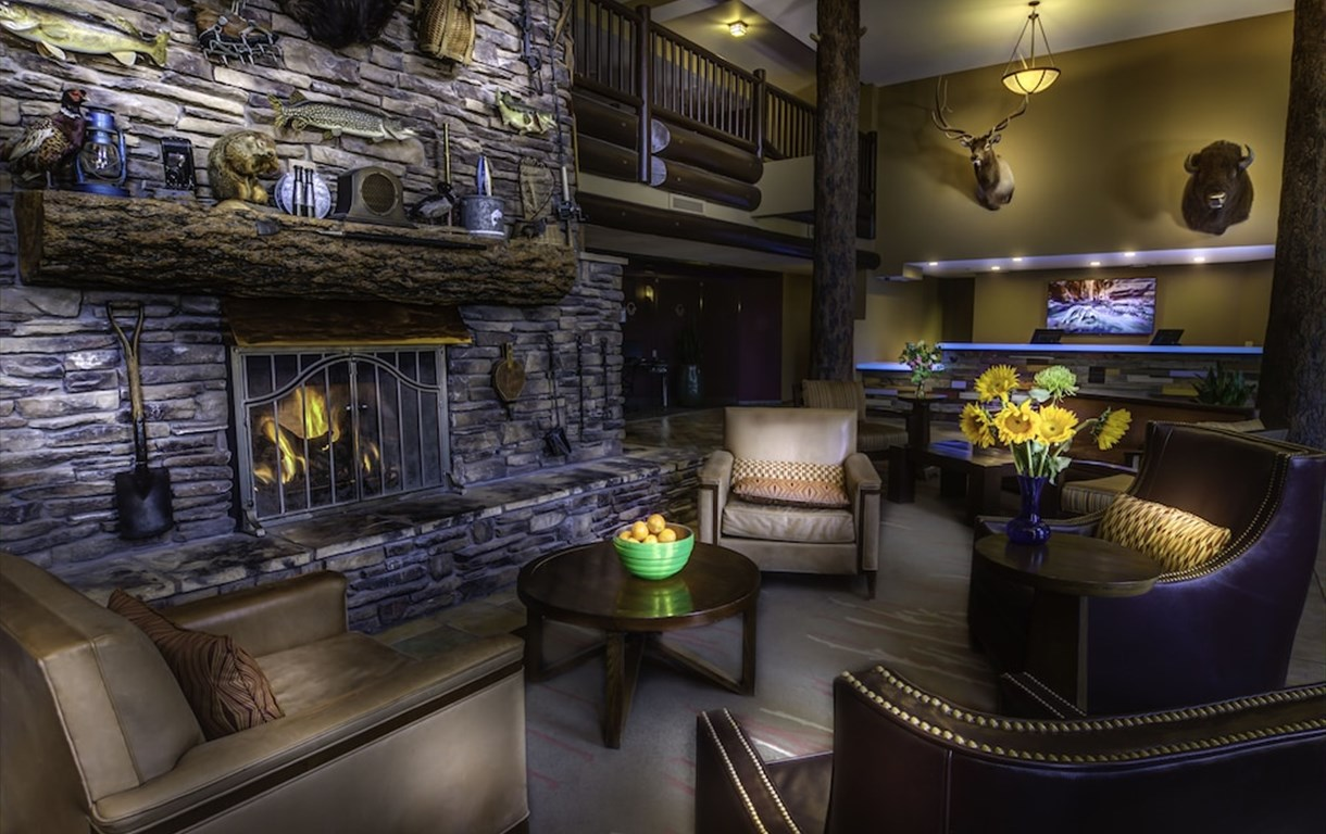 Grand Canyon Hotels >> Hotelli The Grand Hotel At The Grand Canyon Grand Canyonin