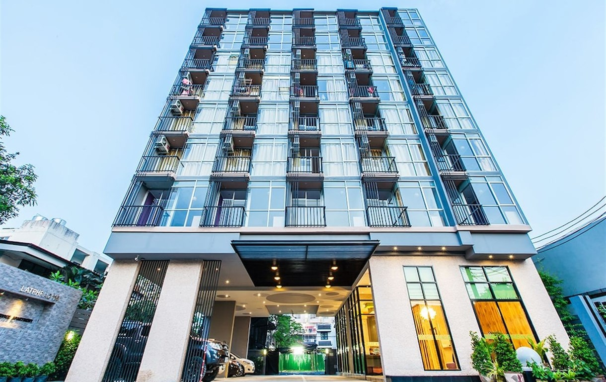 Description Of Apartment D Day Suite Ladprao In Bangkok