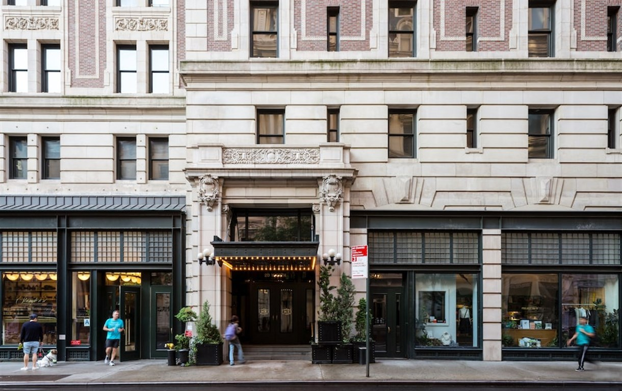 Hotels In New York City >> Hotelli Ace Hotel New York New York City Yhdysvallat Sembo