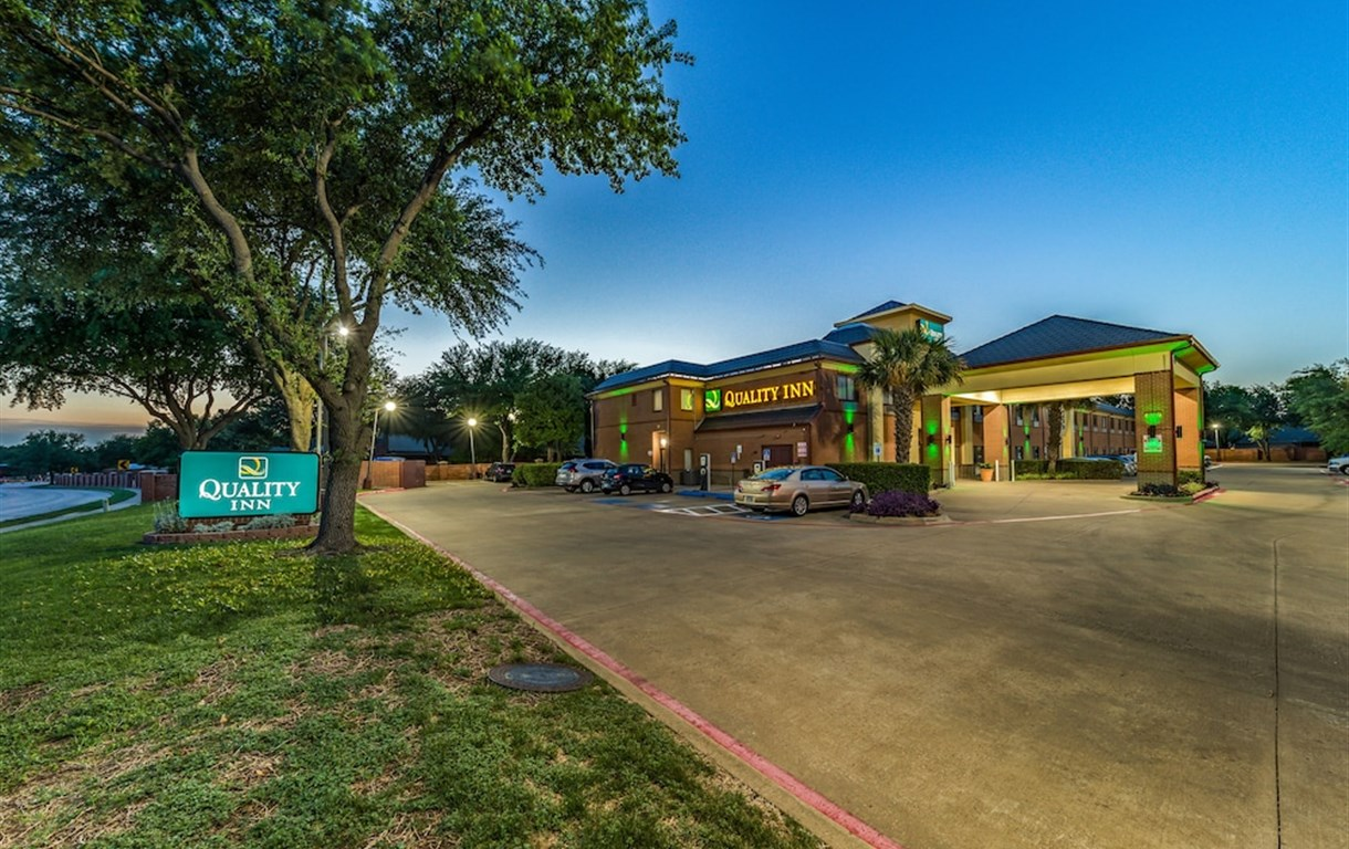 Quality Inn West Plano - Dallas