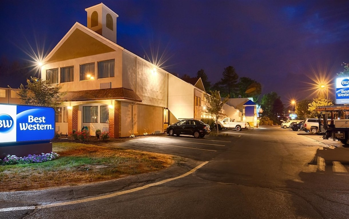 Best Western Rockland