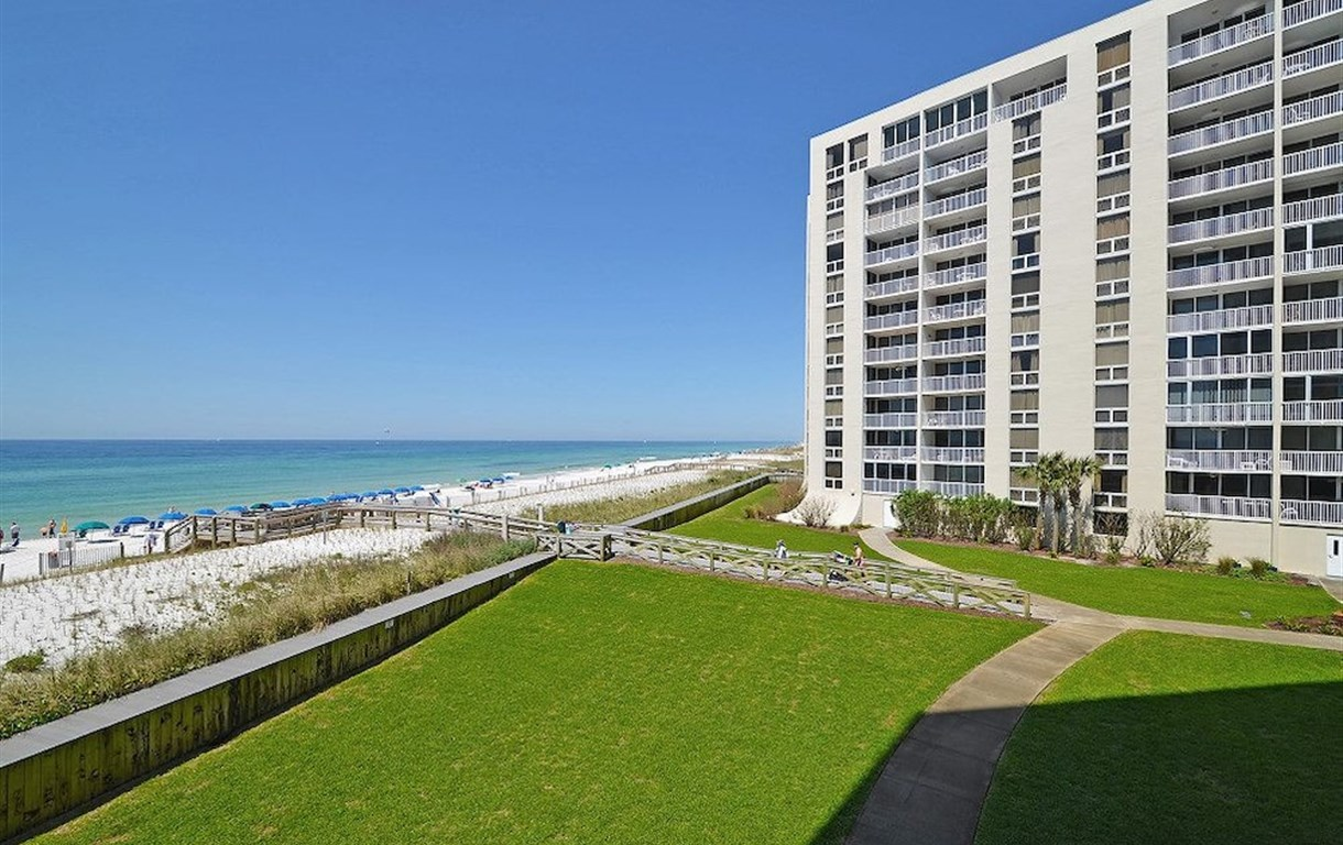 Shoreline Towers By Saltwater Vacations