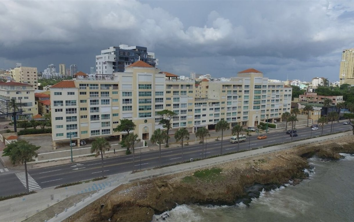 Ocean View Apartments