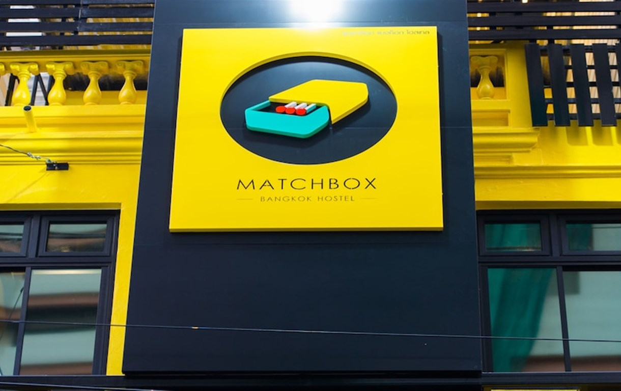 Matchbox Bangkok Hostel