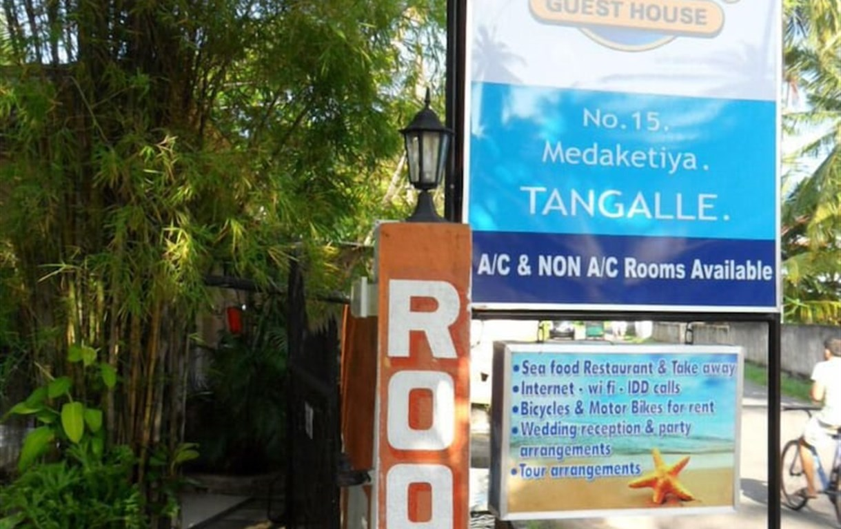 Golden Lodge Tangalle