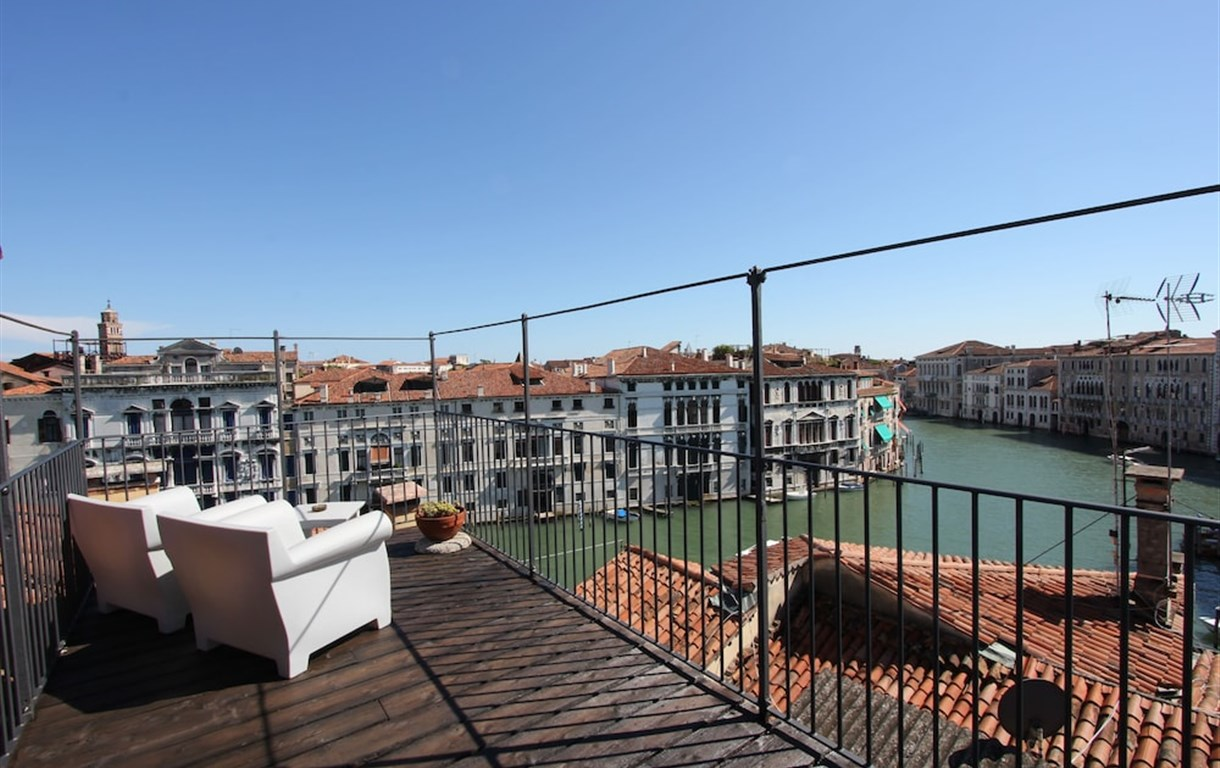 City Apartments - Residence Terrace Gran Canal