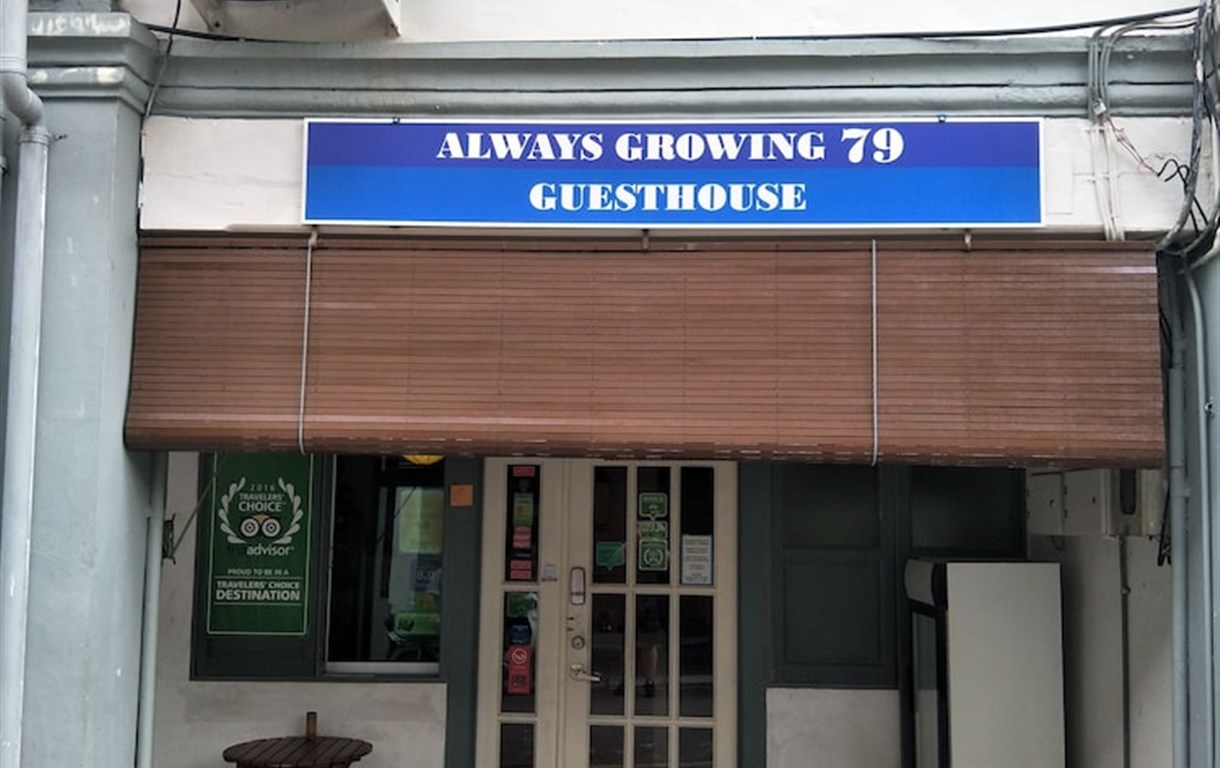 Always Growing 79 Guesthouse
