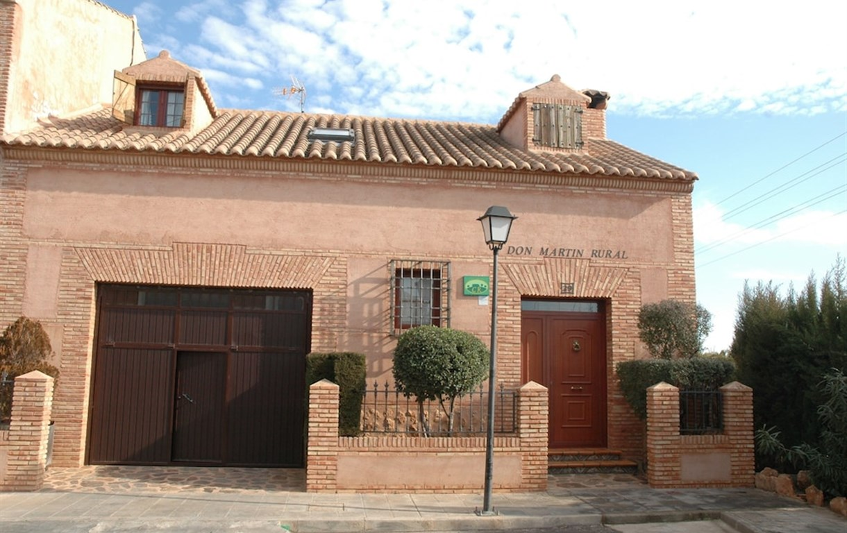 Don Martín Rural & Spa