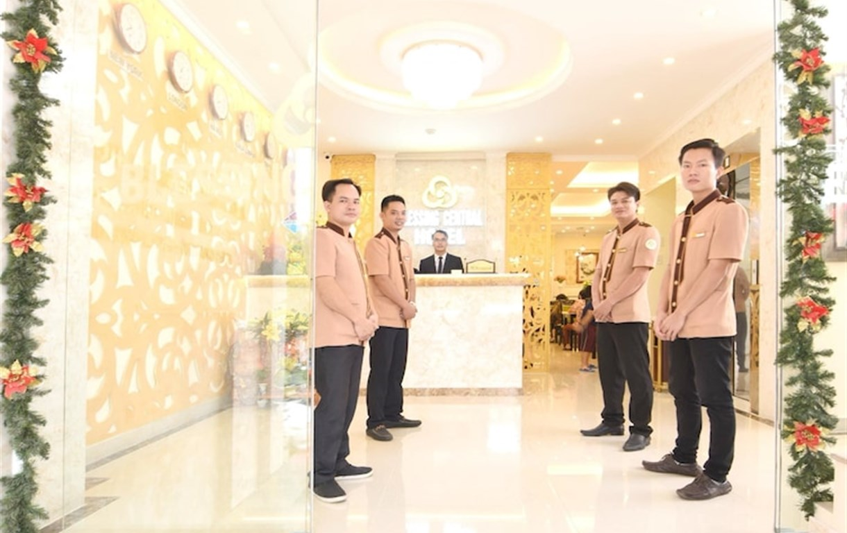 Blessing Central Hotel Saigon