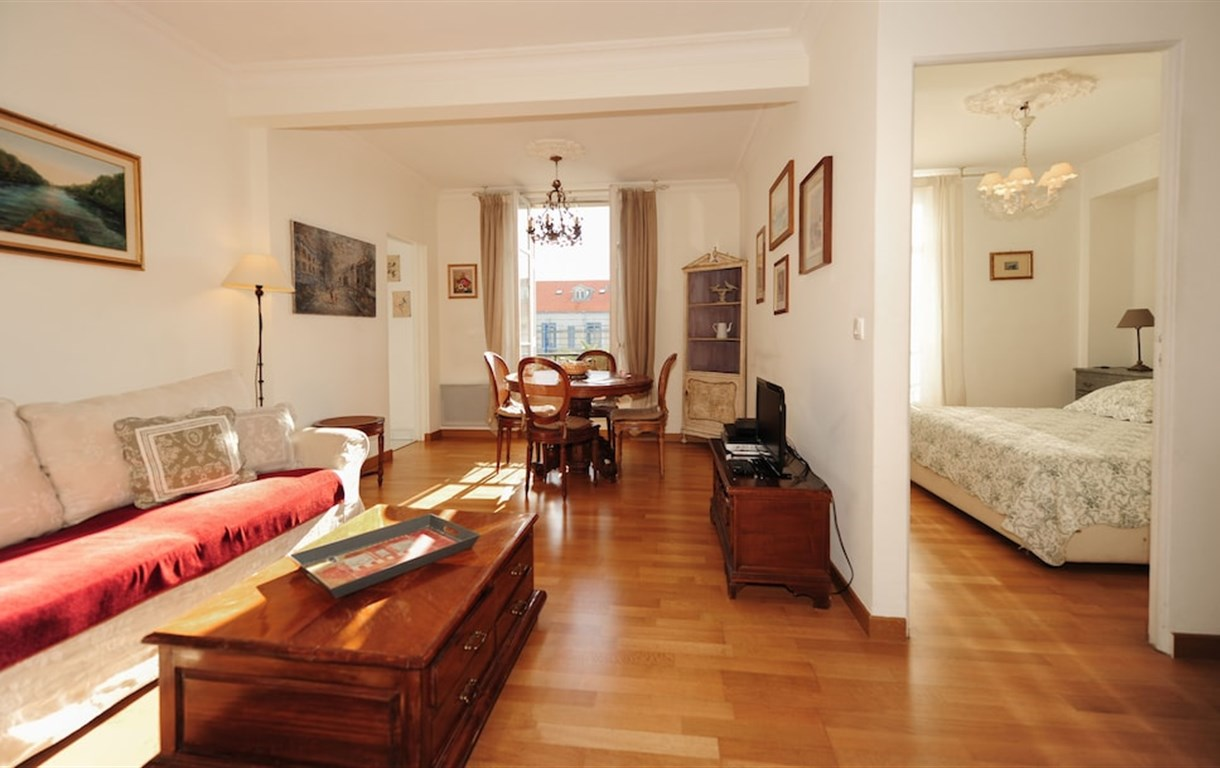 Appartement Clemenceau - 5 Stars Holiday House