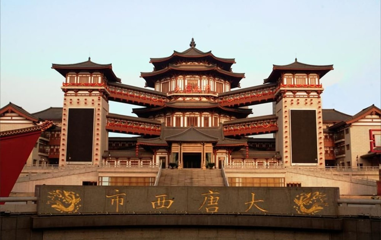 Tang Dynasty West Market Hotel Xi'an