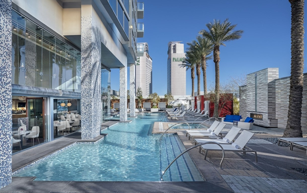 Palms Place Hotel And Spa At The Palms Las Vegas