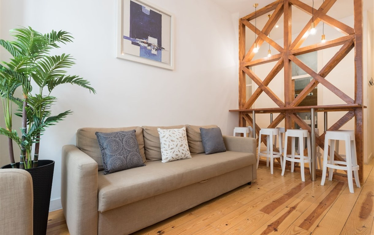 Baixa Modern Three-Bedroom Apartment - By LU Holidays