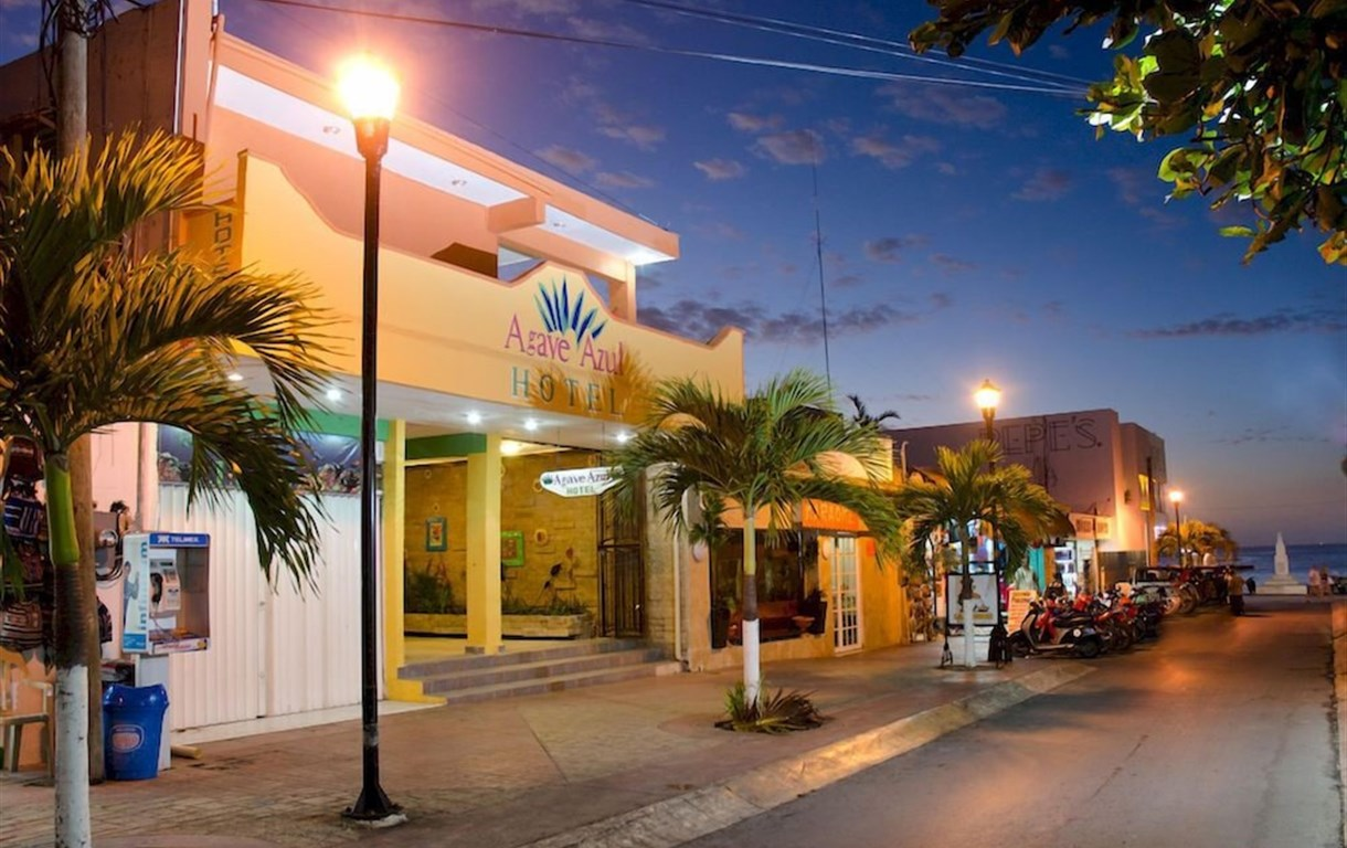 Agave Azul - Grand Cozumel, Hotel And Diving