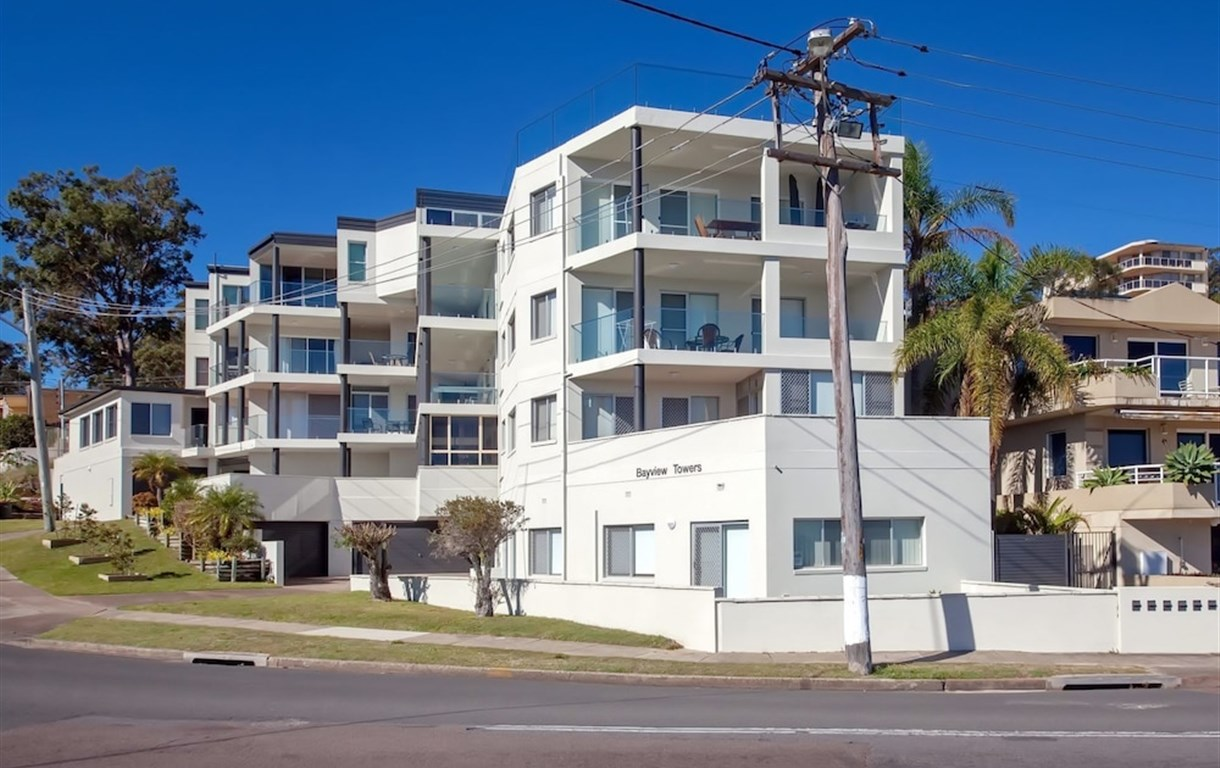Bayview Towers, Unit 1/15 Victoria Parade