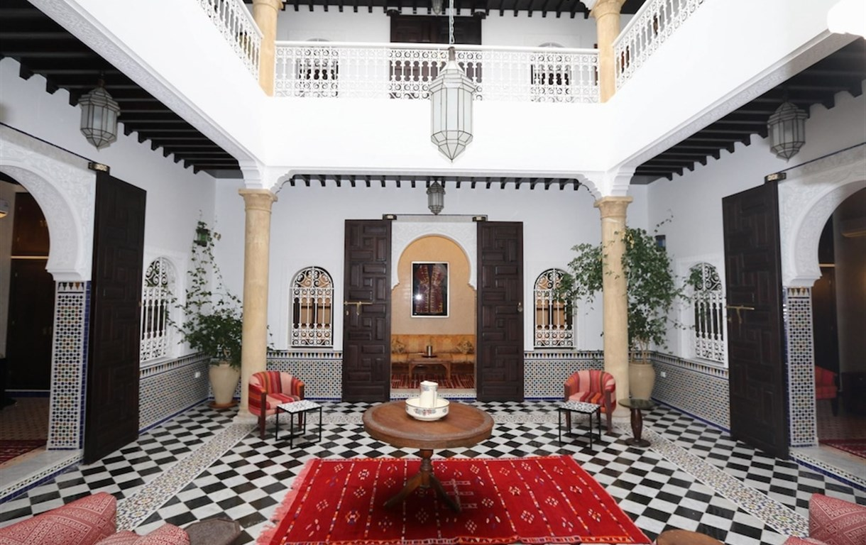 Property With 6 Bedrooms In Rabat, With Terrace And Wifi