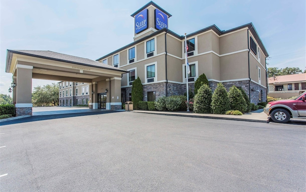 Sleep Inn And Suites Manchester