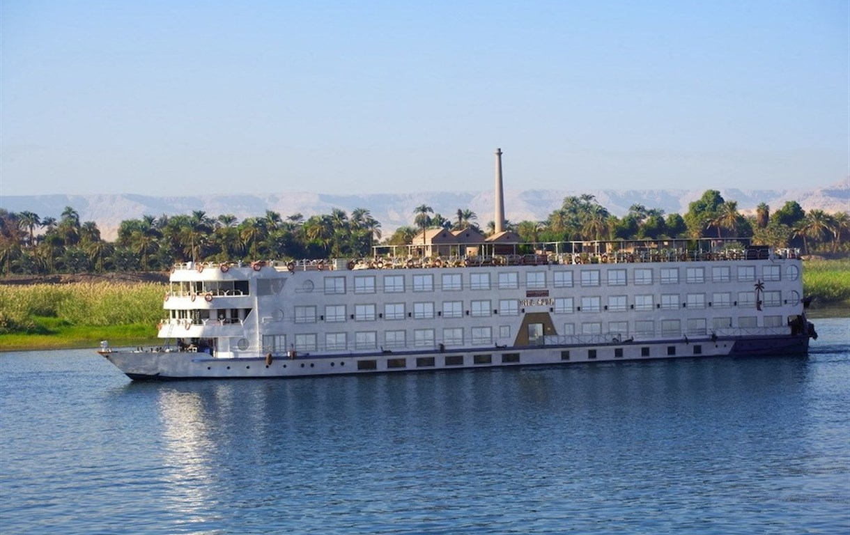 MS Nile Azur, Luxor-Luxor 7 Nts Cruise Sat-Sat