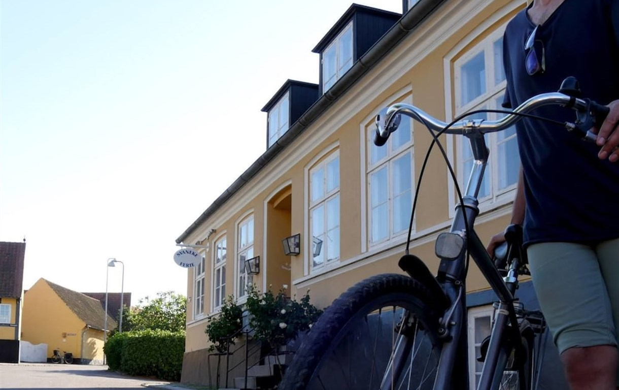 Holiday Flat In The Center Of Svaneke