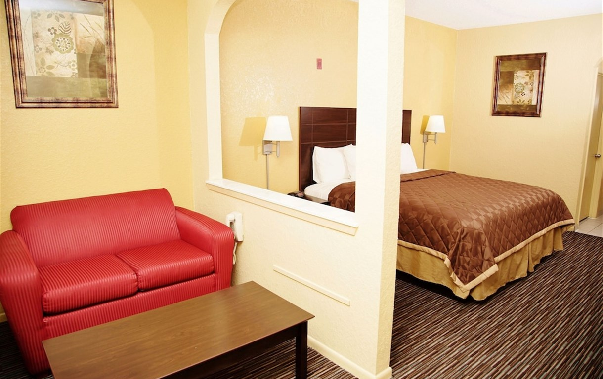 Winchester Inn & Suites Humble/IAH/North Houston