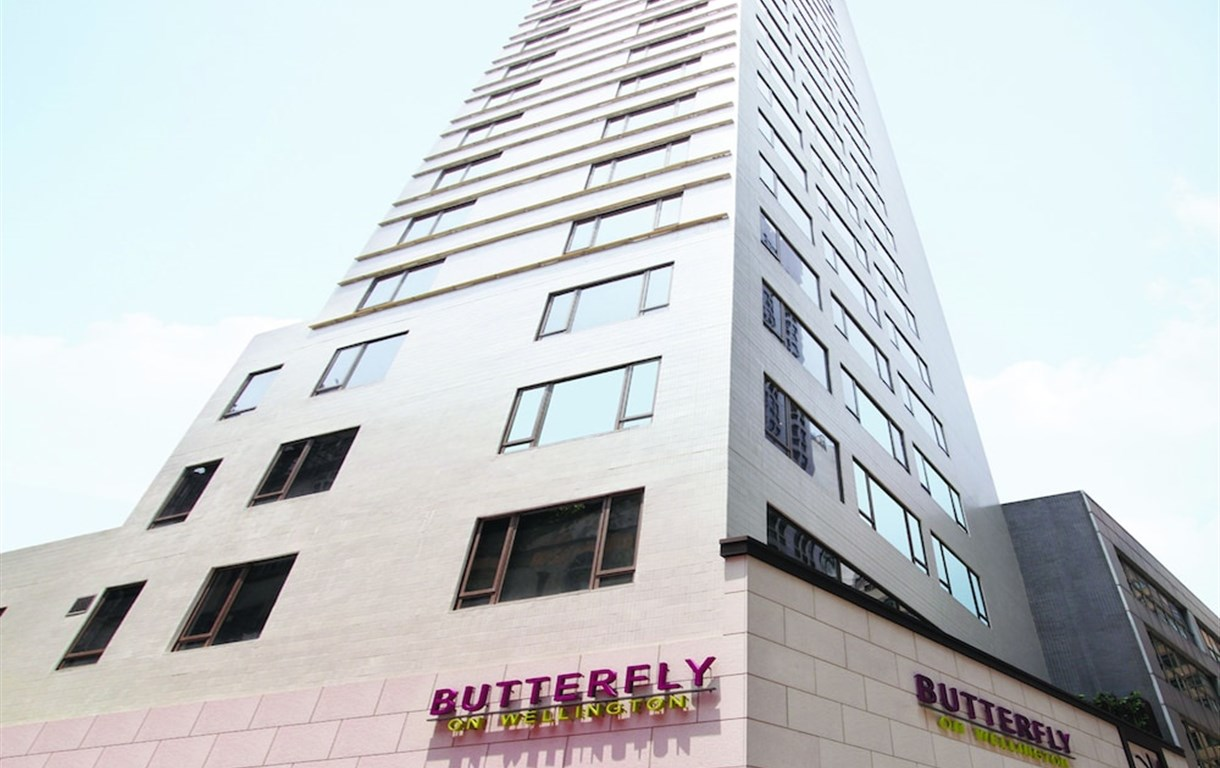 Butterfly On Wellington Boutique Hotel Central