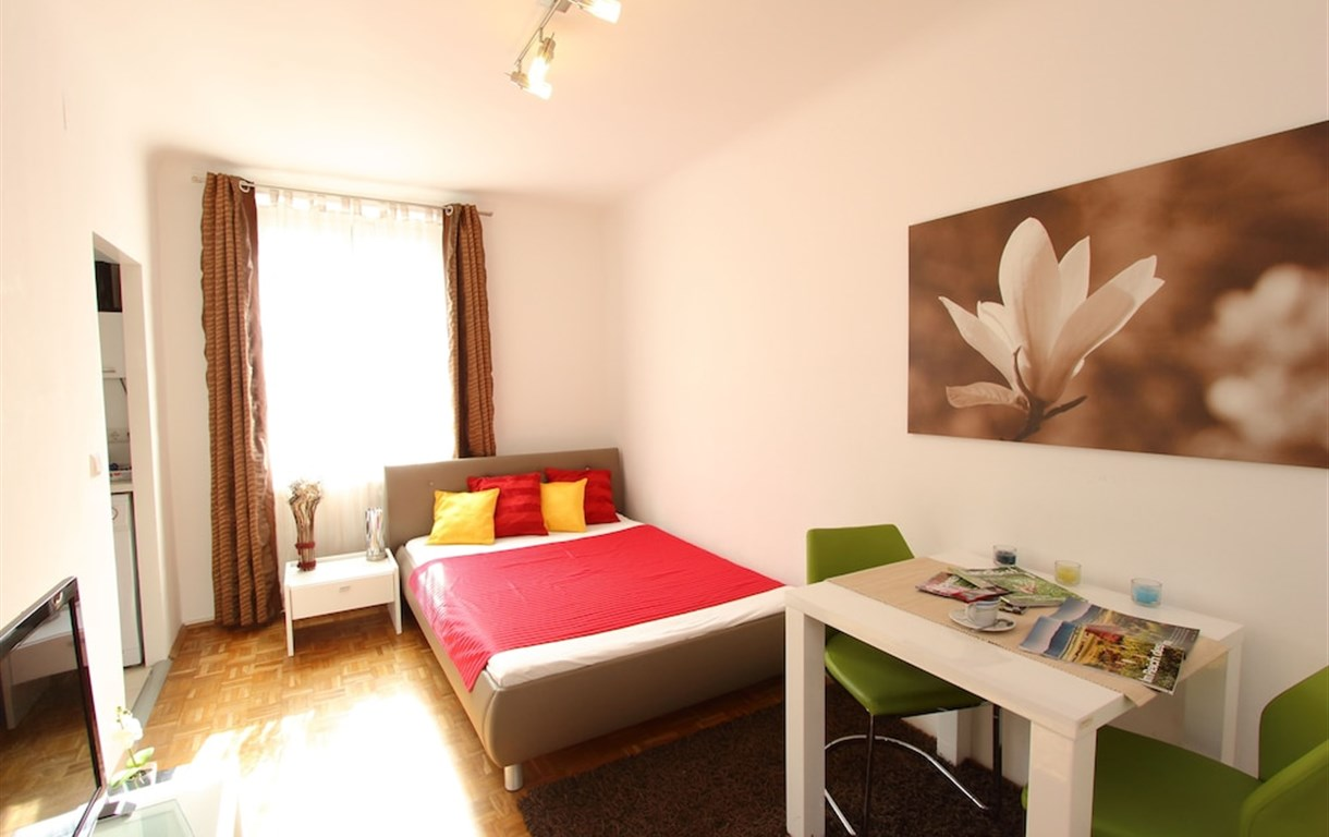 Checkvienna – Apartment Nordbahnstrasse