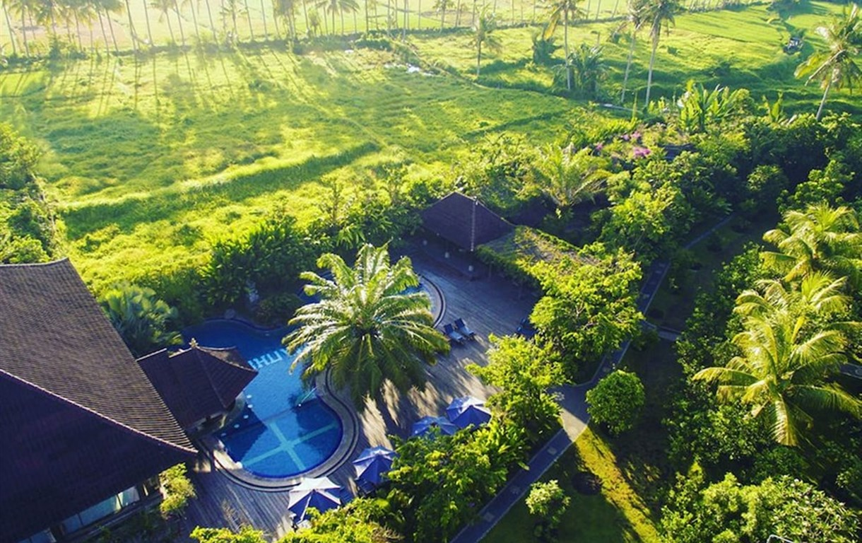 Bhuwana Ubud Hotel And Farming