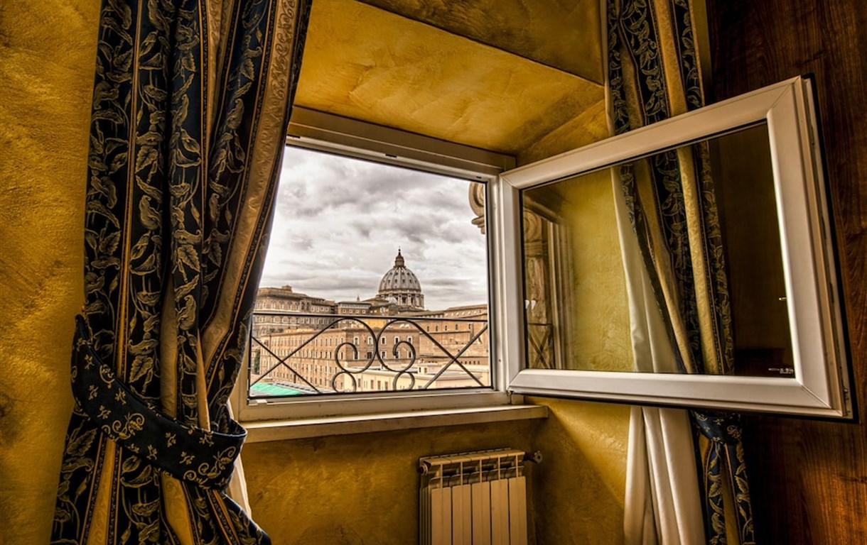 B&B A Picture Of Rome