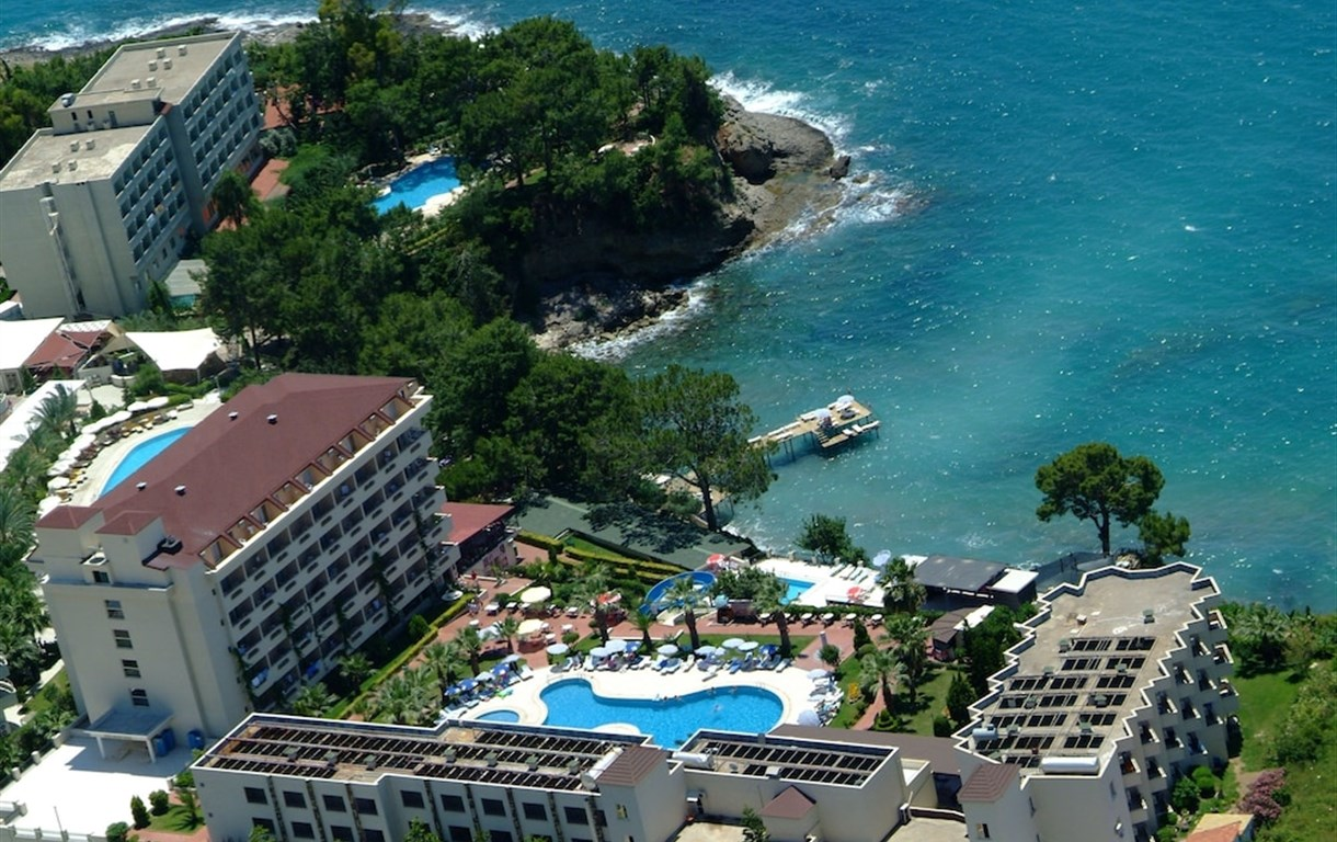 Aska Bayview Resort – All Inclusive