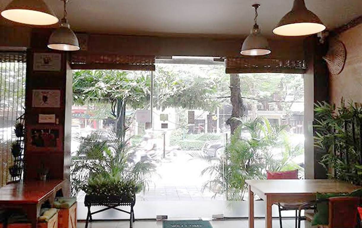 The Rainforest Guesthouse & Cafe