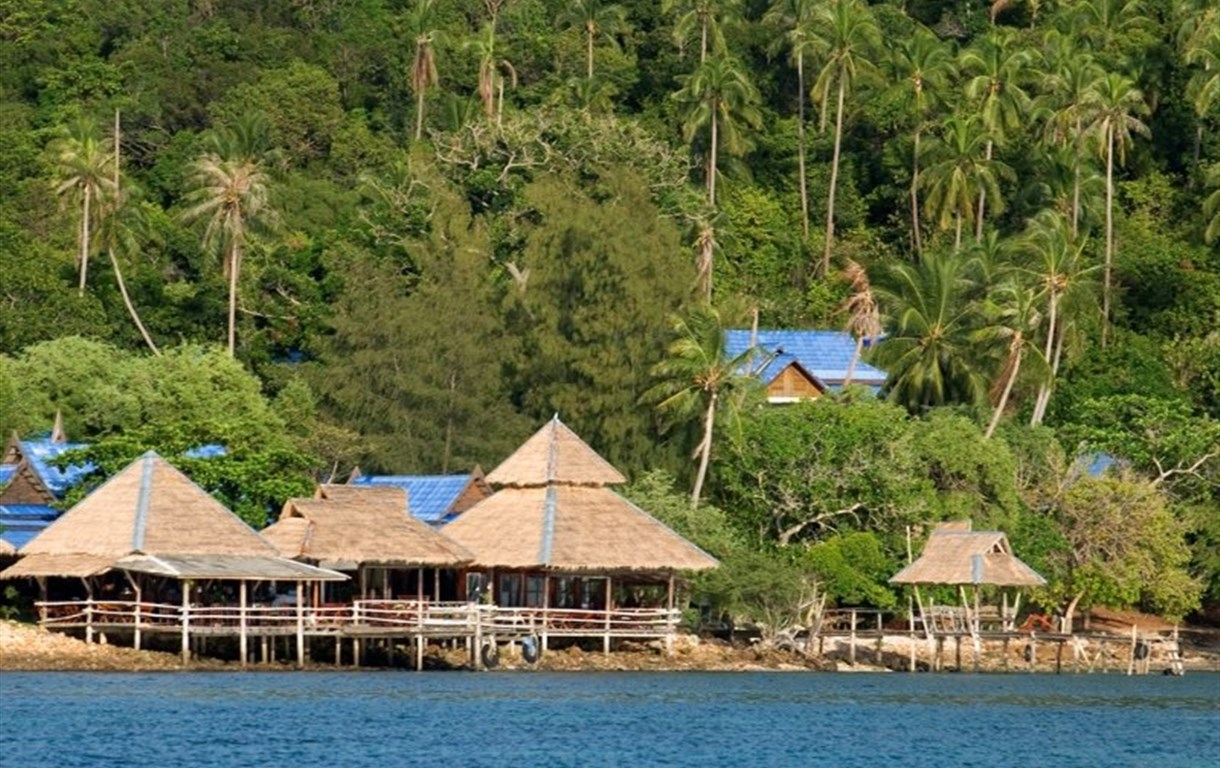 Koh Talu Island Resort