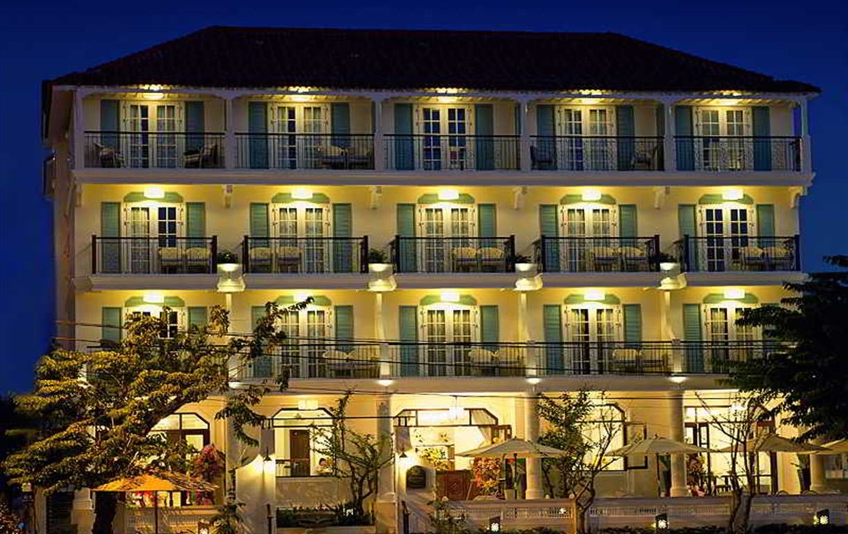 Lantana Hoi An Boutique Hotel