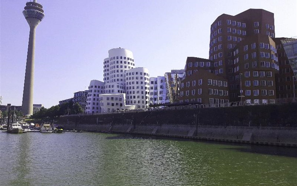 Holiday Inn Dusseldorf City Toulouser All