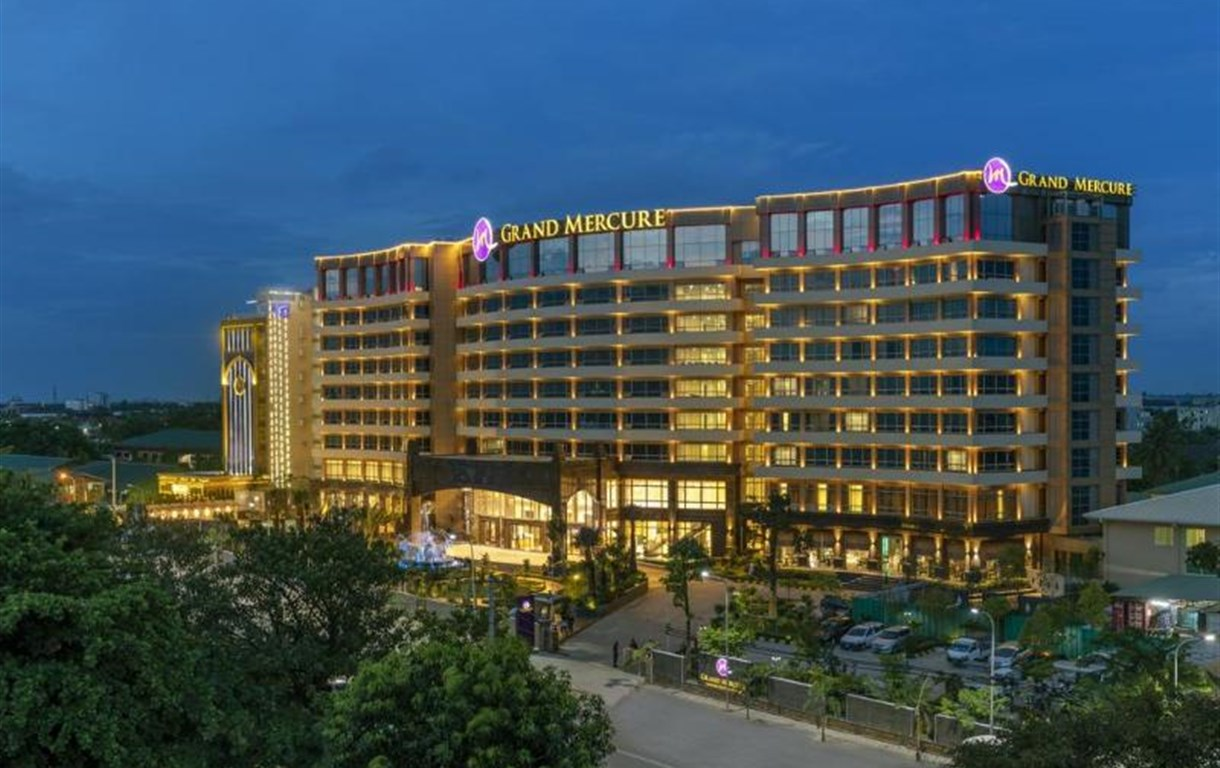 GRAND MERCURE YANGON GOLDEN