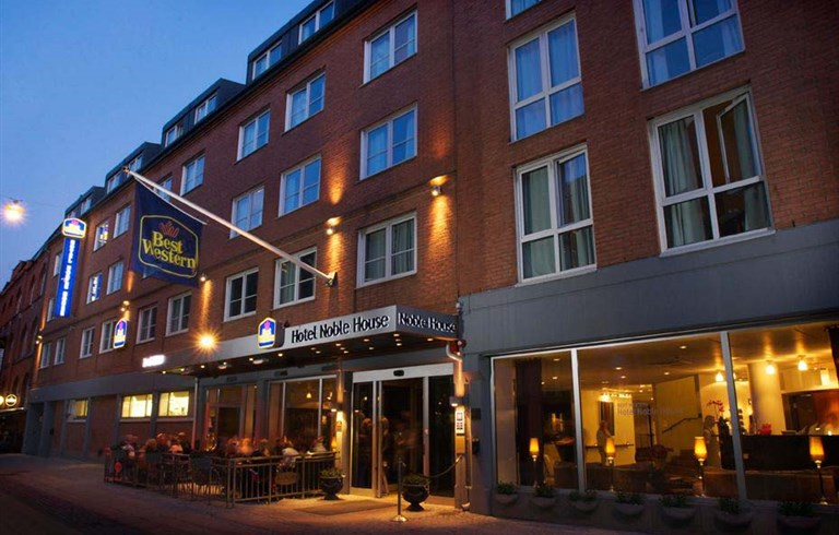 Best Western Hotel Noble House
