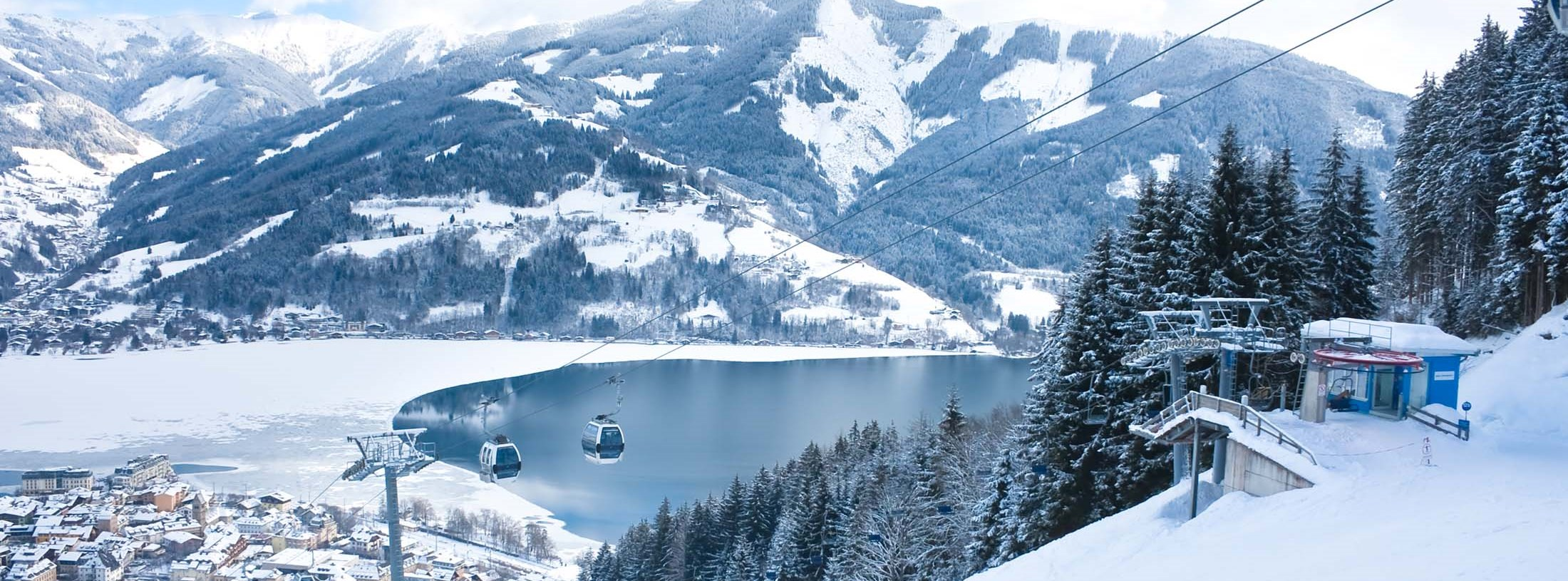 Zell am See - alpit