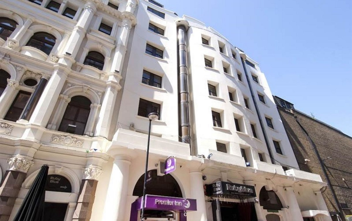 Hotel Premier Inn London Leicester Square London Vereinigtes