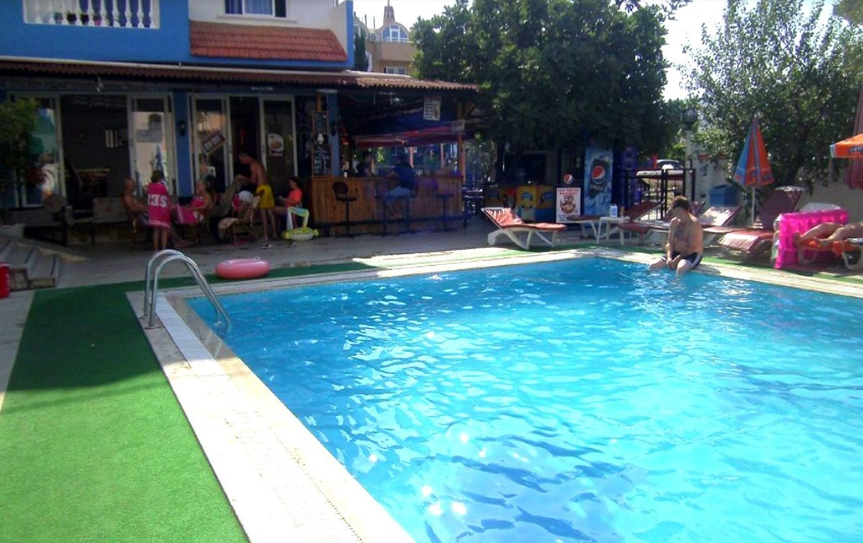 Description Of Apartment Atlantis Apartments In Marmaris