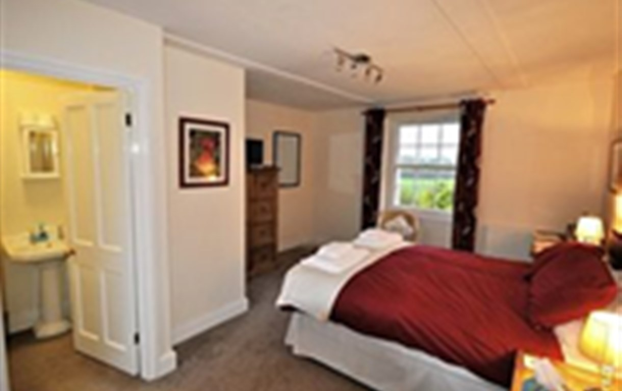 Capland Farm Bed And Breakfast