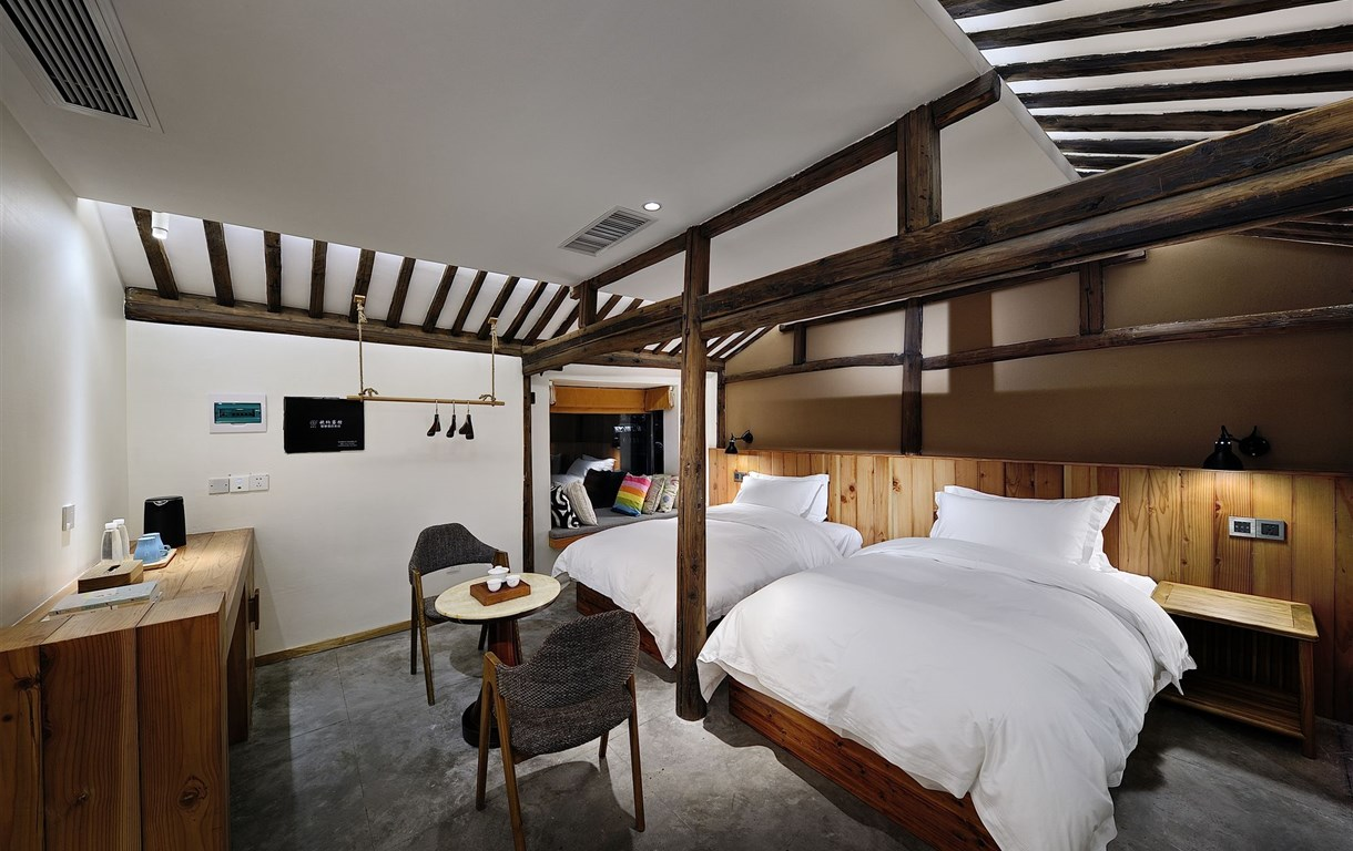 Huangshan Seeing Inside Boutique Lodge