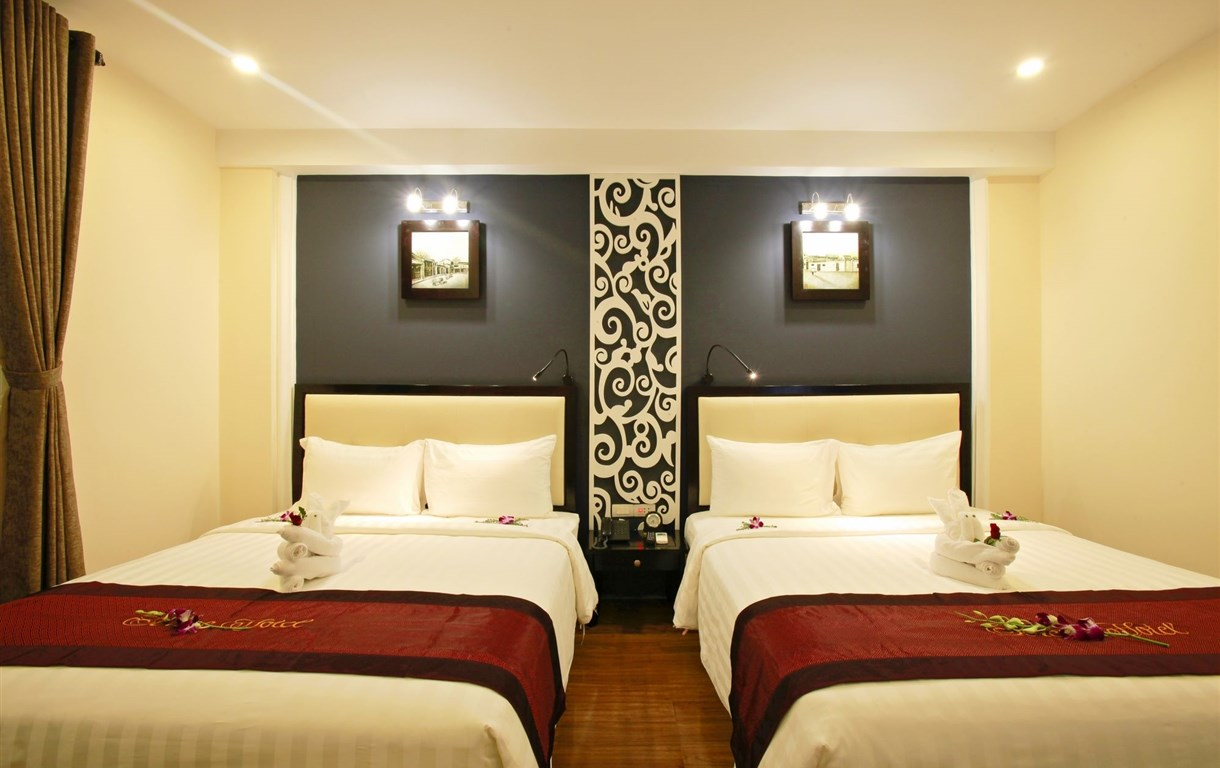 Hoian Sincerity Hotel And Spa