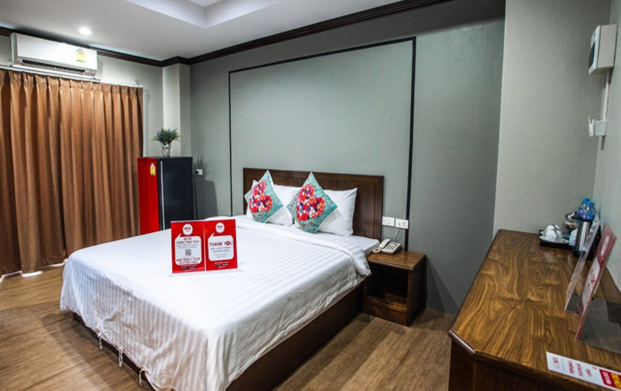 NIDA Rooms Kad Suan Kaew 11 International Hotel