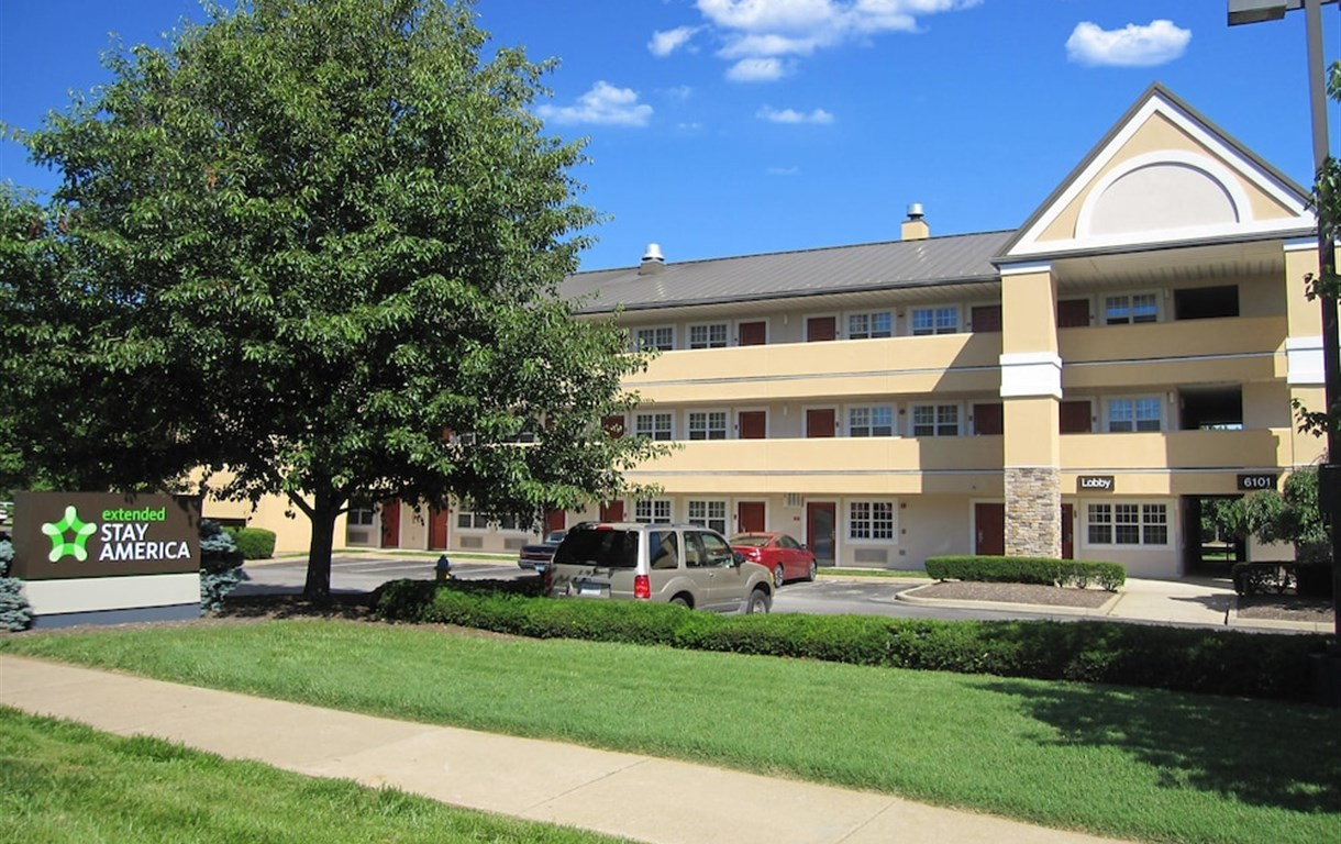 Extended Stay America Suites Louisville Dutchman