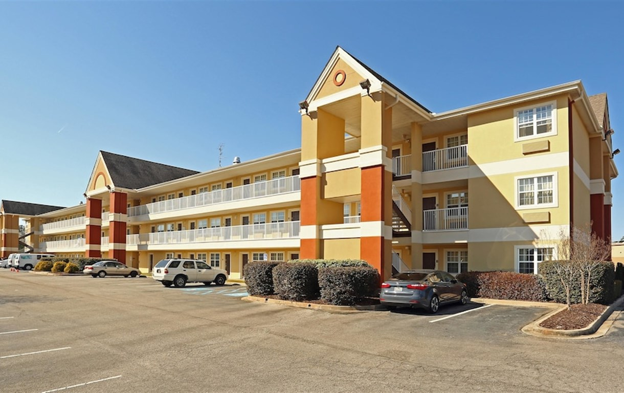 Extended Stay America Suites Columbia Ft Jackson