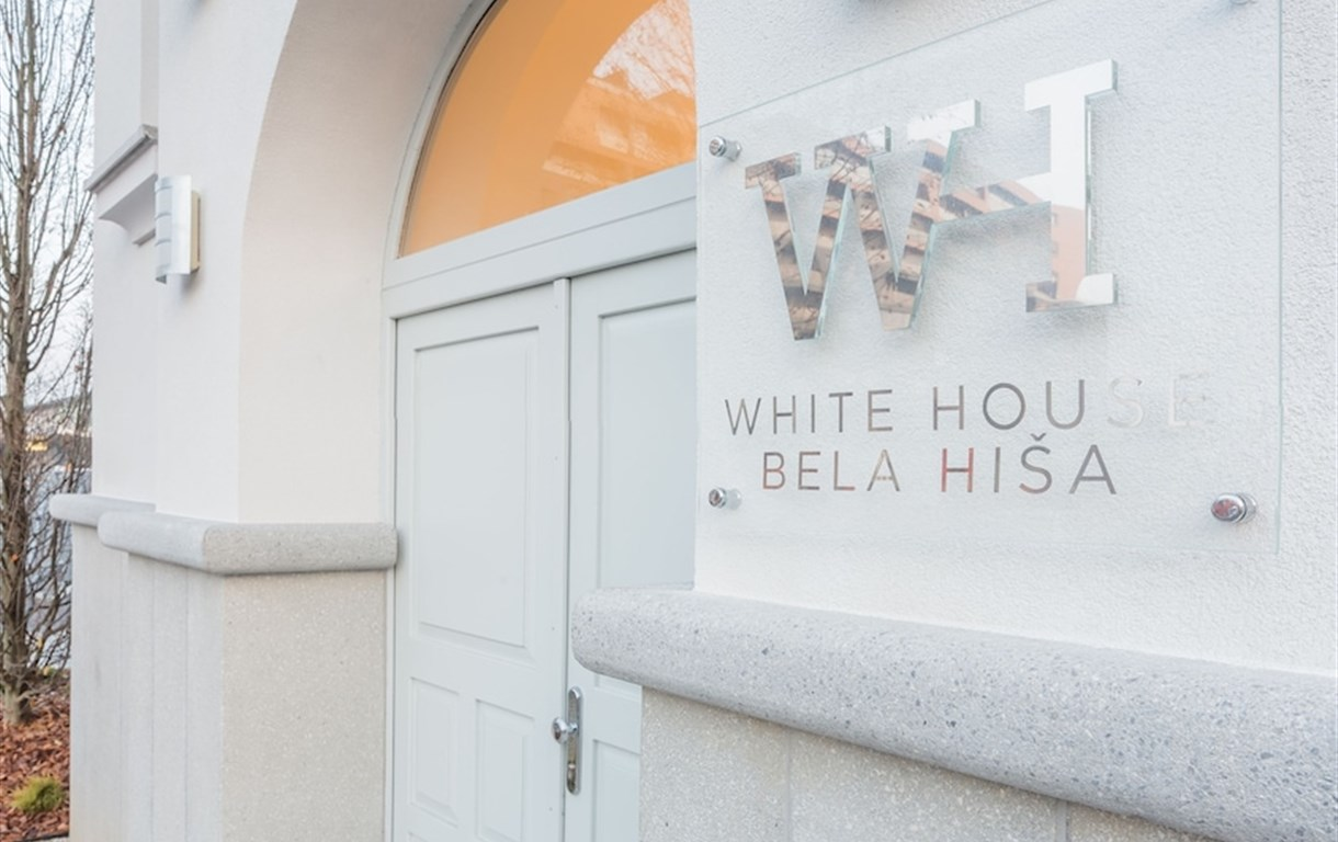 WHITE HOUSE - BELA HIŠA
