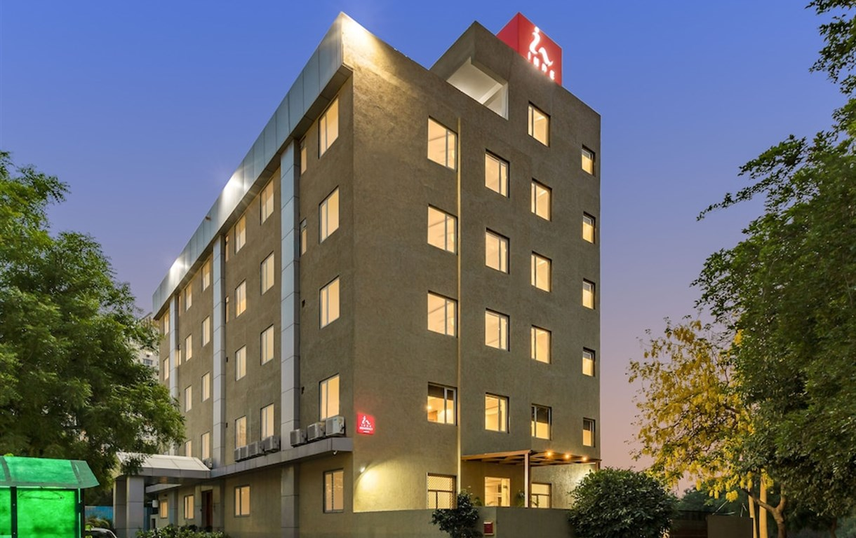 Inde Hotel Cyber City