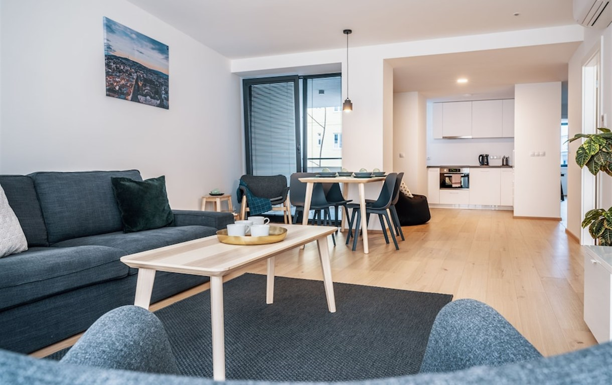 Smart Digital Check-in Apartments by Ambiente